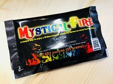 Fire Pit Mystical Fire Flame Colorant Vibrant Long-Lasting - 50 PACKS