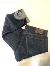 RRL Double RL Japanese Woven Selvedge Denim Jeans 36