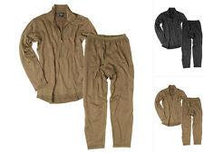 Mil-Tec Unterwäsche-Set Thermofleece Gen III Fleece Shirt Hose Lang S-3XL