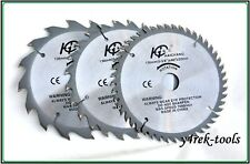 165mm x 20 x 48T Wood Cutting Saw Blade for Panasonic, Makita, Hitachi, Bosch