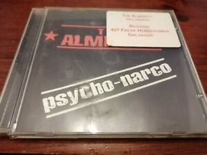 The Almighty - Psycho-Narco CD  Sanctuary Records – SANCD 101 2001