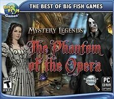 Mystery Legends: The Phantom of the Opera NEW Sealed CD ** FREE Shipping **