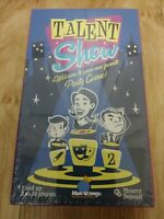 New Party friends and family game Blue Orange Talent Show