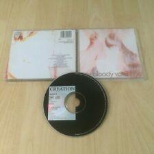 MY BLOODY VALENTINE - ISN'T ANYTHING (1996 AUSTRIAN PRESSED CD ALBUM)