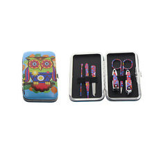 6Pcs/Set Cute Nail Care Product Manicure Set Kit Tool For Child Women Girls Gift