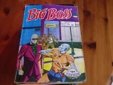 BIG BOSS n° 19 COLLECTION COSMOS 1974 bon état