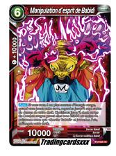 ♦Dragon Ball Super♦ Manipulation d'esprit de Babidi : BT2-022 UC -VF-