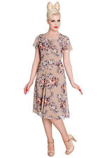 Hell Bunny 50's, Rockabilly Floral Dresses for Women