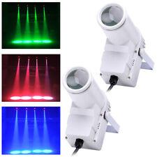 2PCS 30W RGBW LED Beam Stage Lighting DMX Disco Spotlight Pinspot Bar DJ Party