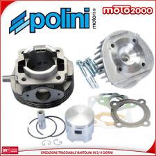 KIT GRUPPO TERMICO CILINDRO 55 102cc POLINI 1400056 VESPA 50 SPECIAL L R N PK HP