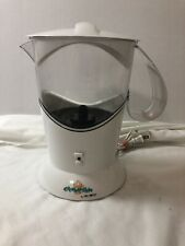 Mr Coffee Cocomotion Hot Chocolate Maker Preowned Good Condition