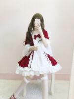Sweet Lolita Artistic Vintage Palace Princess Gothic Dress Hime Sleeve#5L-Z281