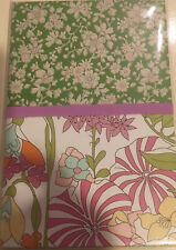 Rare Liberty of London for Target Small Pad Folio w/ Rubber Band New In Package