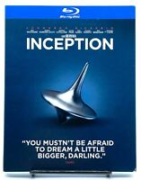 Inception (2010) [Blu-ray] [Limited Edition Slipcover] [Christopher Nolan]