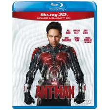 Ant-Man (3D) (Blu-Ray+Blu-Ray 3D)  [Blu-Ray Nuovo]