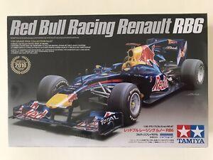 1/20 Tamiya Red Bull Racing Renault RB6 unassembled model kit