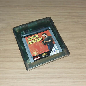 Mission: Impossible Nintendo Game Boy Color Game Cartridge Only