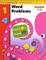 Word Problems, Grades 1-2 by Evan-Moor Educational Publishers