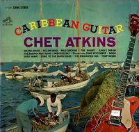 """Caribbean Guitar"" Chet Atkins- RCA Victor- LSP-2549 Stereo LP 1962"