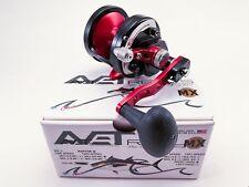 Avet MXJ 6/4 MC Raptor 2-Speed Fishing Reel  * Custom Color - Black Widow