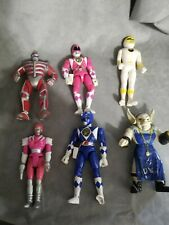 Bandai Mighty Morphin Power Rangers lot