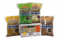 Smokehouse 9794-020-0000 Wood Pellets 5 Pound 4 Pack Assortment (97940200000)