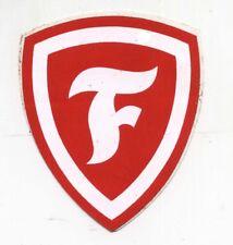 Adesivo FIRESTONE pneumatici PROMO Pubblicità advertising sticker anni 80