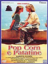 Dvd POP CORN E PATATINE - (1985) *** Nino D'Angelo *** ......NUOVO