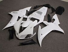 Unpainted Raw ABS Injection Bodywork Fairing Kit for YAMAHA YZF R1 2002 2003