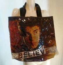Justin Bieber Believe 2012-2013 Vinyl Tour Bag Tote Extra Large