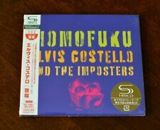 Momofuku by Elvis Costello (SHM-CD, Japan, OBI) NEW