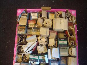 Job Lot of 50  Vintage  Radio Audio Valves