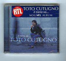 CD (NEW) TOTO CUTUGNO IL TRENA VA