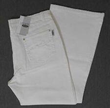 Hosengröße 36 Damen-Jeans aus Denim mit hoher Bundhöhe