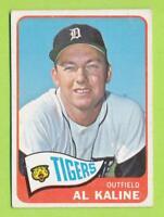 1965 Topps - Al Kaline (#130)  Detroit Tigers  Ex-MT