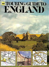 AA Touring Guide to England by Beach, Russell. (Editor)
