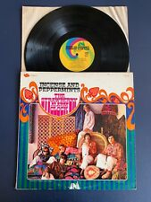 STRAWBERRY ALARM CLOCK Incense and Peppermints LP Vinyl VG/VG+