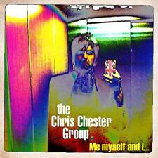The Chris Chester Group - Me Myself And I... (NEW CD)