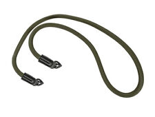 Olive Climbing Rope & Leather Neck Strap 100cm long for DSLR micro Camera UK SEL