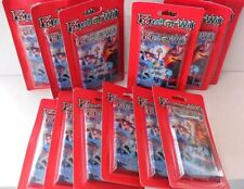 FORCE OF WILL CURSE OF THE FROZEN CASKET BOOSTER PACK LOT OF (12) NEW SEALED