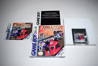 Armada F/X Racers Nintendo Game Boy Color Complete in Box