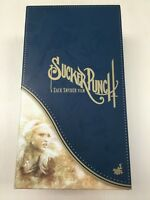 Hot Toys MMS 157 Sucker Punch Babydoll Emily Browning 12 inch Figure NEW