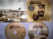 2 CD LIMITED EDITION DIGIPAK Call to Arms-Saxon