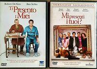 TI PRESENTO I MIEI(2000) + MI PRESENTI I TUOI(2004) DVD EX NOLEGGIO - DREAMWORKS
