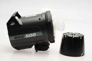 Elinchrom BRX 500 Professional Studio Flash System Monolight #505