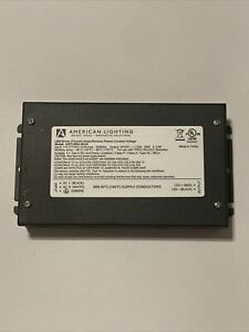 American Lighting ADPT-DRJ-30-24 Led Driver 24vdc 1.25 Amp Output 30 Watt