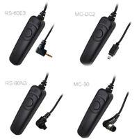 RS-60E3/80N3/DC2/MC30 Remote Control Shutter Release Cable For Nikon CANON  Sk