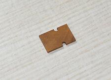 Headshell damper spacer weight for Denon dl103 dl103r Cartri dges-depth 2mm -
