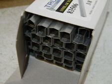 """1 Box 3/8"""" Galvanized Chisel Point Staples Paper Tacking As Bostitch SHCR5019"""