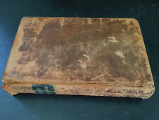 HISTORY OF THE COTTON MANUFACTURE In GREAT BRITAIN Edward Baines 1835 Illustrate